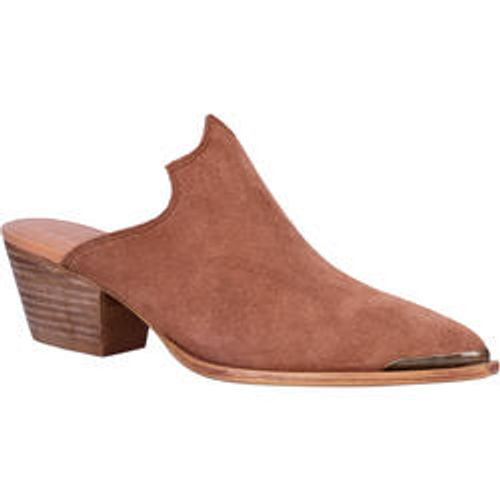 "Dingo Boots Ladies DI 105 CLOG KNOCKOUT"" Tan"