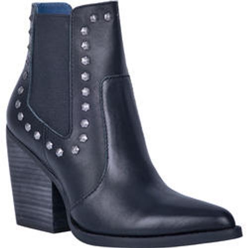 "Dingo Boots Ladies DI 118 5"" STAY SASSY Black"