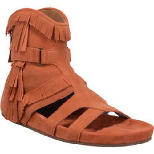 """Dingo Boots Ladies DI 138 5"""" SUNNY DAY Rust"""