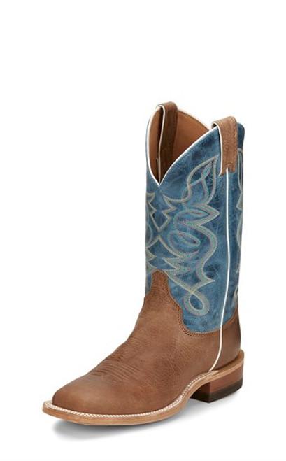 Justin Ladies Boots BRL381  Moore Mocha