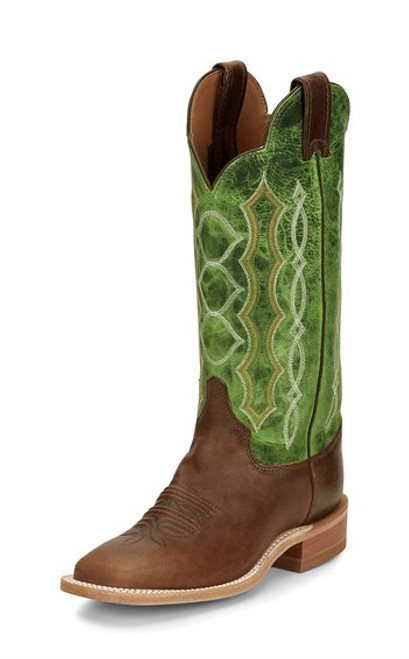 "Justin Ladies Boots BRL382 13 Lawton"""