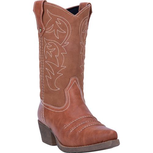 """Dingo  Boots Ladies DI8984 10"""" PRAIRIE ROSE RUST"""