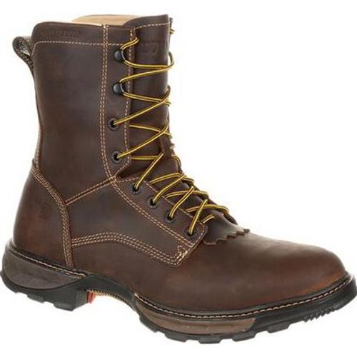 Durango® Mens Maverick XP Waterproof Lacer Work Boot DDB0174 OILED BROWN