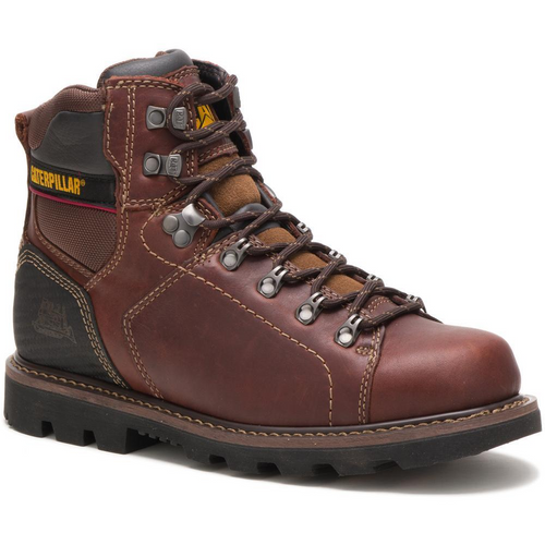 Caterpillar Men's Alaska 2.0 Work Boot P74124 Brown