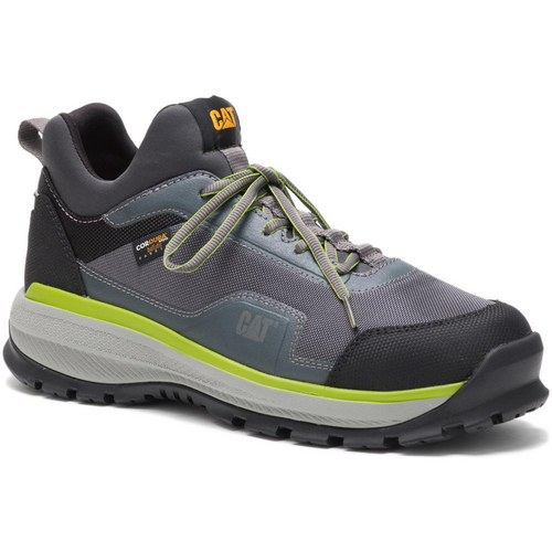 Caterpillar Men's Engage Alloy Toe Work Shoe P91075 Dark Shadows
