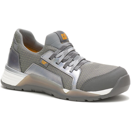 Caterpillar Women's Sprint Textile Alloy Toe Work Shoe P91191 Medium Charcoal
