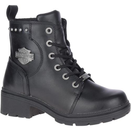 Harley Davidson Ladies Boots Cynwood D84562 Black