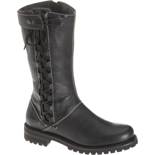 Harley Davidson Ladies Boots Melia D85054 Black