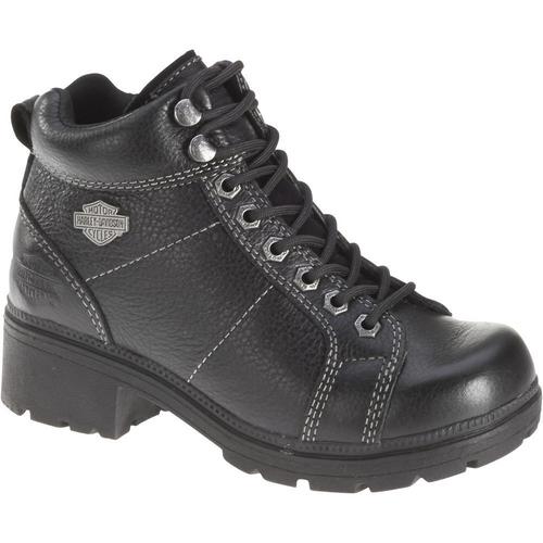 Harley Davidson Ladies Boots Tyler D84280 Black