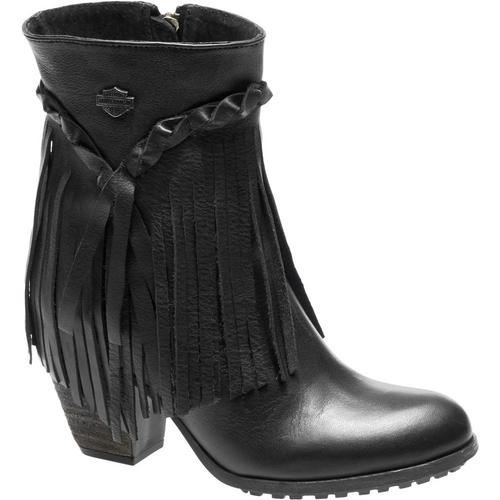 Harley Davidson Ladies Boots Retta D83985 Black