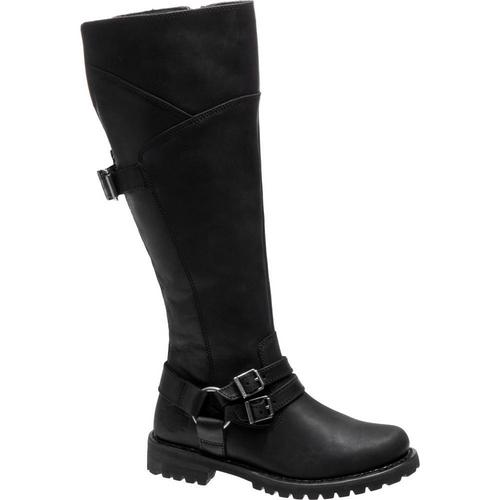 Harley Davidson Ladies Boots Lomita D84325 Black
