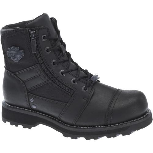 Harley Davidson Mens Boots Bonham D93369 Black