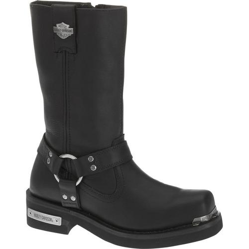 Harley Davidson Mens Boots Landon D96047 Black