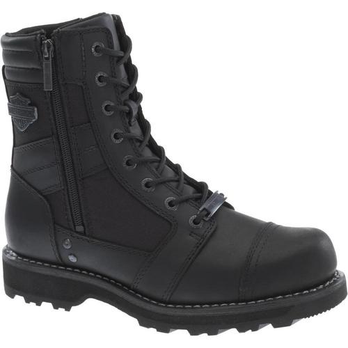 Harley Davidson Mens Boots Boxbury D93370 Black