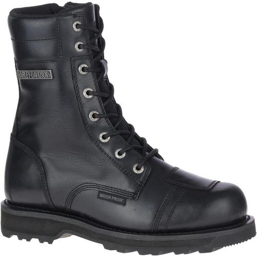 Harley Davidson Mens Boots Edgerton D93639 Black
