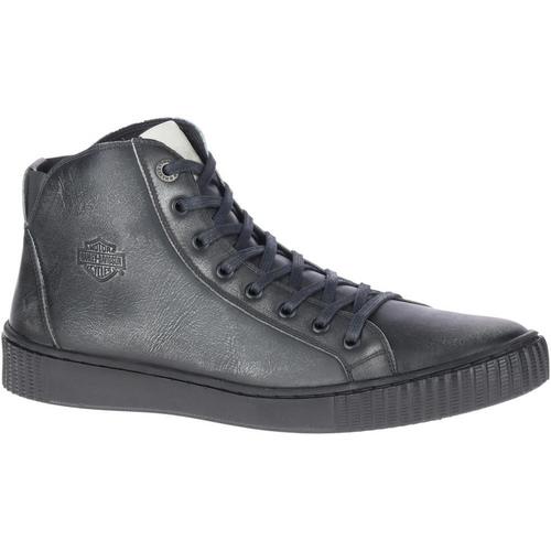 Harley Davidson Mens Shoes Barren D93664 Black