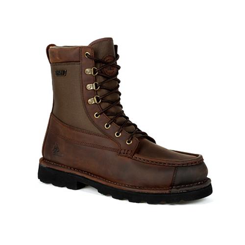 Rocky Mens Upland Waterproof Outdoor Boot RKS0486 BROWN