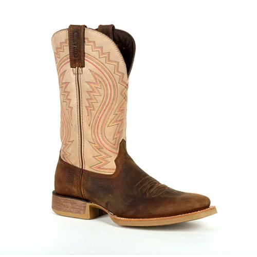 Durango® Mens Rebel Pro Coffee Western Boot DDB0290 COFFEE AND BONE