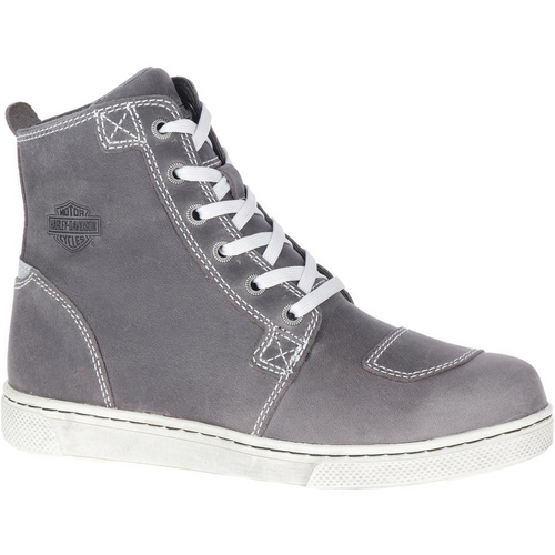 Harley Davidson Ladies Footwear Kearns D84610 Grey