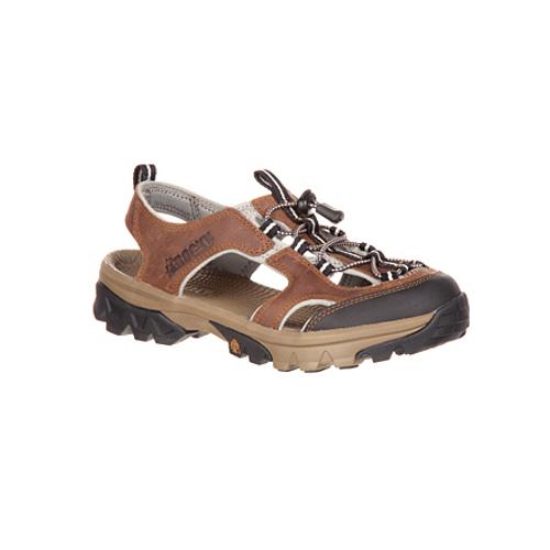 Rocky Endeavor Point Women's Hiking Sandal RKS0299 BROWN