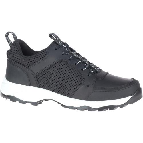 Harley Davidson Mens Footwear Linden Oxford D93722 Black