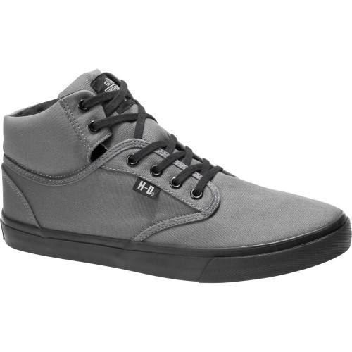 Harley Davidson Mens Footwear Wrenford D93545 Grey