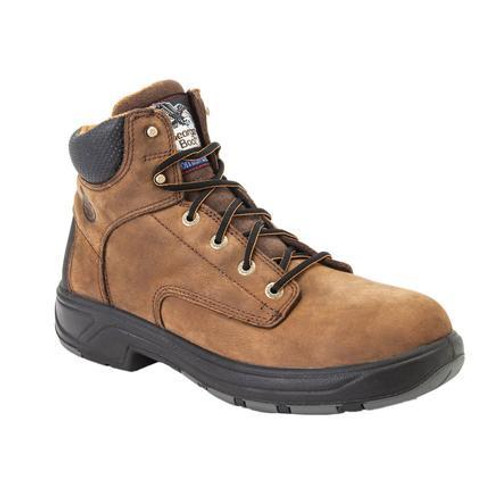 Georgia Boots Mens FLXpoint Waterproof Work Boot G6544 BROWN