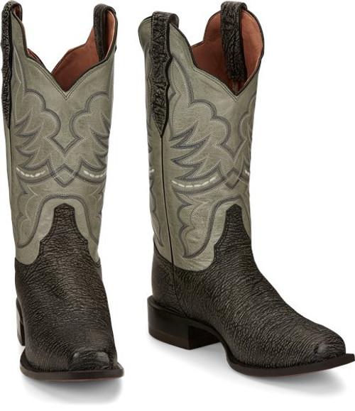 Justin Ladies Boots L7038 Rumer Antracite