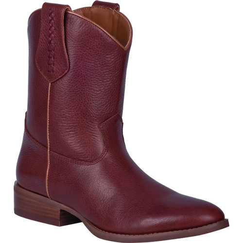 "Dingo Boots Mens DI 212 9"" LEFTY Brandy"