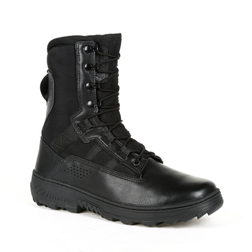 Rocky Mens Havoc Public Service Boot RKD0076 BLACK