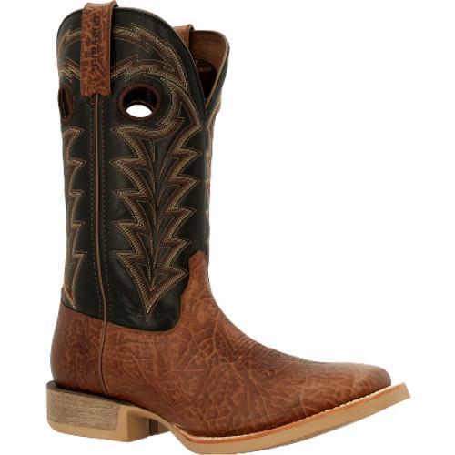 Durango® Mens Rebel Pro Walnut Western Boot DDB0334 WALNUT AND BLACK