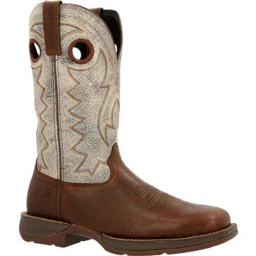 Rebel by Durango® Sorrel Ventilated Western Boot DDB0326 SORREL AND FOG