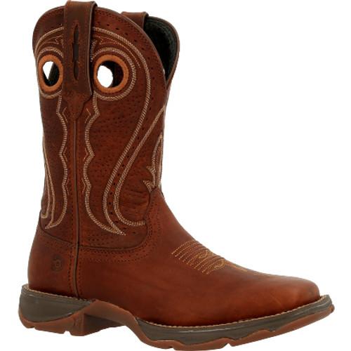 Lady Rebel by Durango® Women's Chestnut Western Boot DRD0407 CHESTNUT