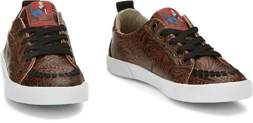 Justin Ladies Boots RML091 Susie Floral