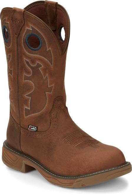 Justin Mens Boots SE4332 Rush SORREL BROWN COWHIDE