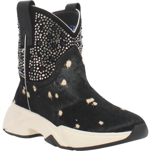 "Dingo Boots Ladies DI 387 6"" #THE FORCE BLACK"