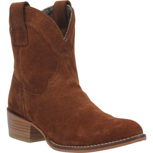 "Dingo Boots Ladies DI 561 7"" #TUMBLEWEED Whiskey"