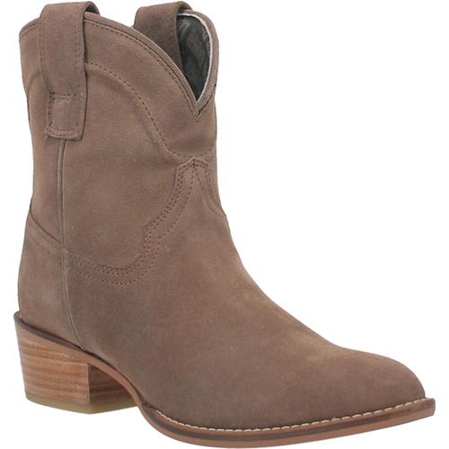 "Dingo Boots Ladies DI 561 7"" #TUMBLEWEED Sand"
