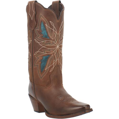 "Laredo Boots Ladies 52358 12"" FLUTTERBY"