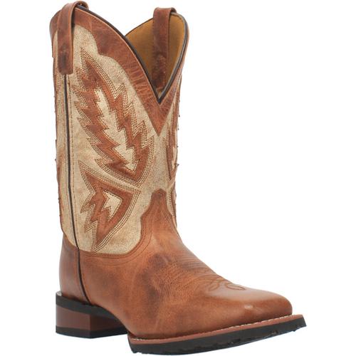 "Laredo Boots Mens 7862 11"" KOUFAX TAN"