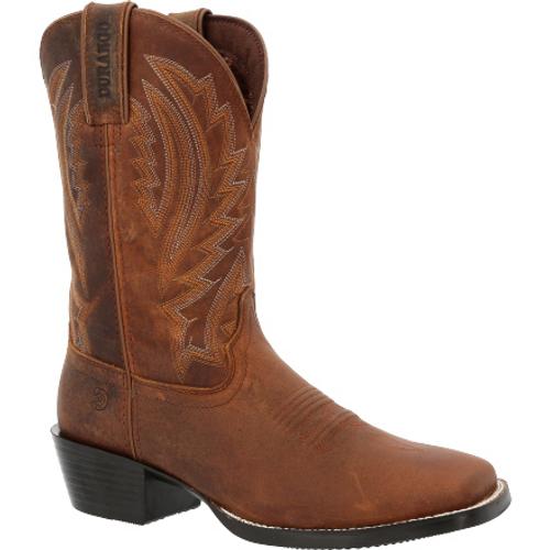 Durango Mens® Westward Distressed Cognac Western Boot DDB0352 DISTRESSED COGNAC