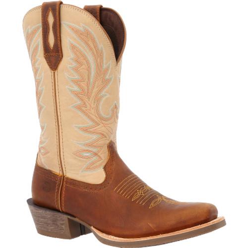 Durango Mens® Rebel Pro Golden Brown & Bone Western Boot DDB0355 GOLDEN BROWN BONE