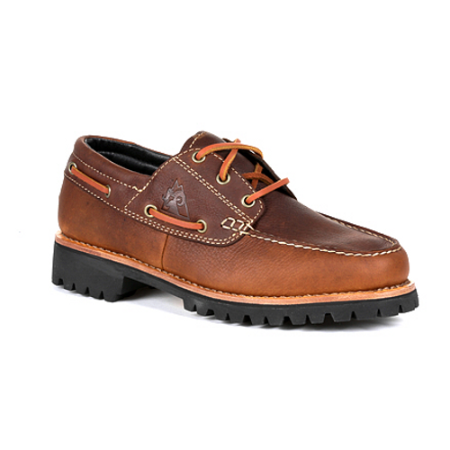 Rocky Mens Collection 32 Small Batch Oxford RKS0424 BROWN