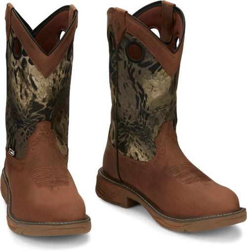 Justin Mens Boots SE4318 Rush Barley