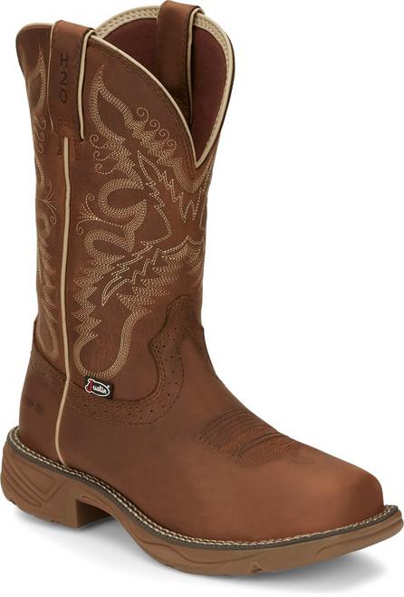 Justin Ladies Boots SE4352 Rush Rustic Tan