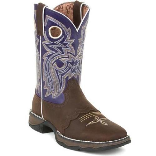 Lady Rebel by Durango Women's Twilight n' Lace Saddle Western Boot 3576 TWILIGHT N' LACE