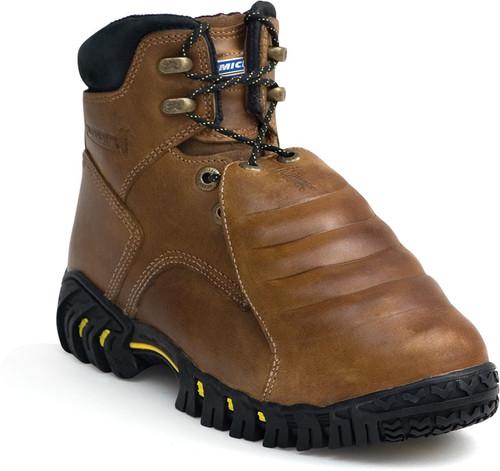 Michelin Men Sledge Steel Toe Metatarsal Work Boots XPX761 Brown