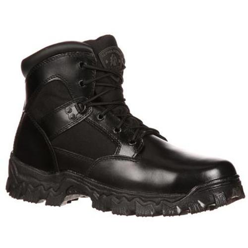 Rocky AlphaForce Waterproof Duty Boot 2167 BLACK