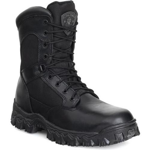 Rocky AlphaForce Waterproof Duty Boot 2165 BLACK