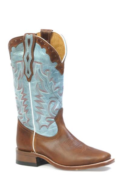 Boulet Ladies Western Boots Damiana Moka Boots 3097